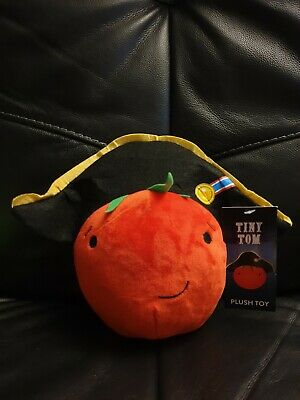 Aldi 2019 Official TINY TOM Kevin The Carrot Range Soft Toy