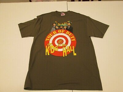 Kids in the Hall Tour of Duty T Shirt Size Large