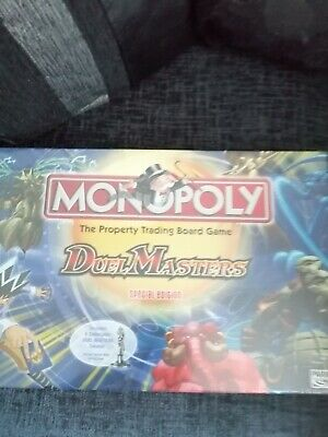 monopoly board game - Duel Masters Special Edition - Brand New sealed box