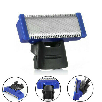 1-3PC for Micro-Solo-Electric-Razor Double-Sided Blade Head Shaver Replacement