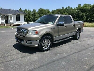 2006 Lincoln Mark Series  2006 Lincoln Mark LT Crew Cab 4 New Tires   Just Insoected