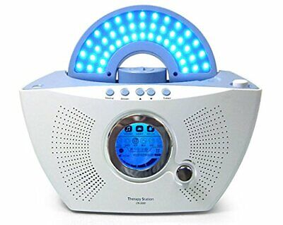 Aroma Therapy Station Sounds & Light Health & Well being Mood Enhancer Ionizer