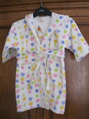Adams.. new girls dressing-gown age 2-3 years