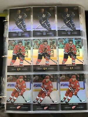 2019-20 Tim Horton's Hockey Card Singles Sub-sets And Base U-Pick Finish The Set
