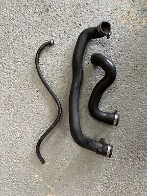 Bmw E30 325 Engine Coolant Hose Pipes Genuine Sport M20 Water