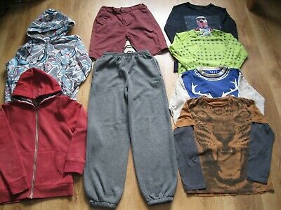 Bundle clothes for a boy size 9-10 years