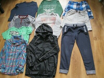 Bundle Of Clothes For a Boy Size 9-10 Years