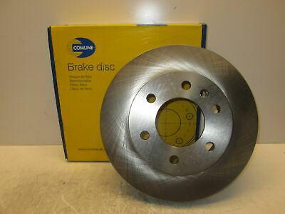 Vented Front 98 to 02 M113.943 QH MERCEDES CLK430 A208 4.3 2x Brake Discs Pair