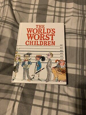 David Walliams The Worlds Worst Children Book