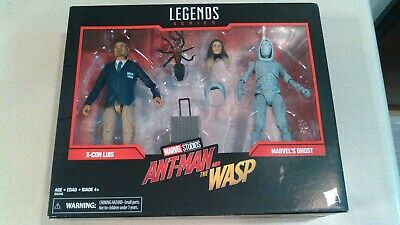 Marvel Legends Series Ant-Man & The Wasp X-Con Luis & Ghost Marvel Studios
