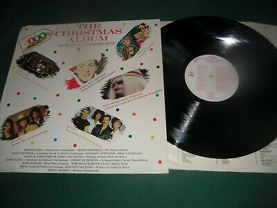 Now That's What I Call Music Lp - The Christmas Album