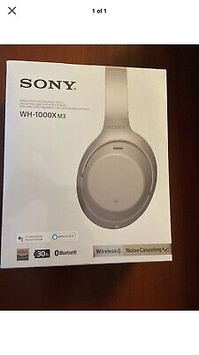 NEW SEALED Sony Wireless Bluetooth WH-1000XM3  FREE SHIPPING