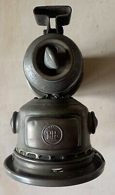 Antique Carbide Lantern P&h Birmingham Made In England No22 Dictator