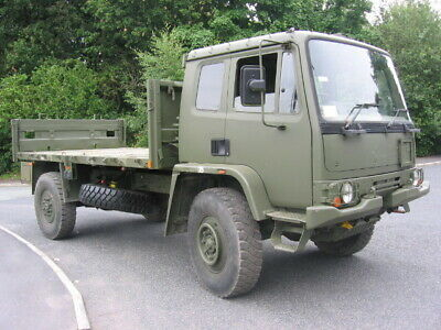 Leyland Daf 45 150 4X4 Truck, T244, Direct / Ex Mod / Army, Registered & Mot'd