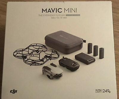 Original DJI Mavic Mini Drone - Fly More Combo! IN HAND NOW -  NEXY DAY DELIVERY