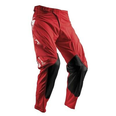 Thor Prime fit mx kit pants jersey - Red / White - adult Medium / 32 waist - New