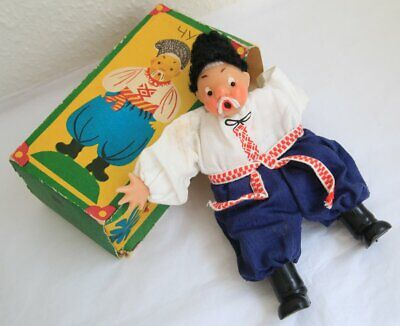 Boxed Vintage Taras Bulba Cossack Russian Man Boxed Moscow
