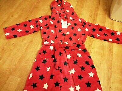 Children's Dressing Gown Aged 10 From John Lewis-Brand New-Christmas/Gifts