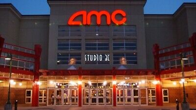 AMC Theater Giftcard $5