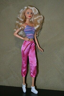 As New Barbie Doll Clothes Complete Outfit With Shoes #8