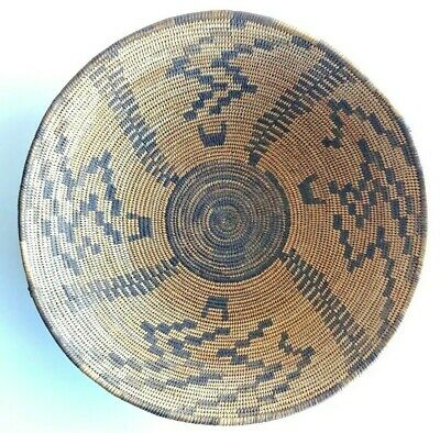 Old Apache Basket Tray
