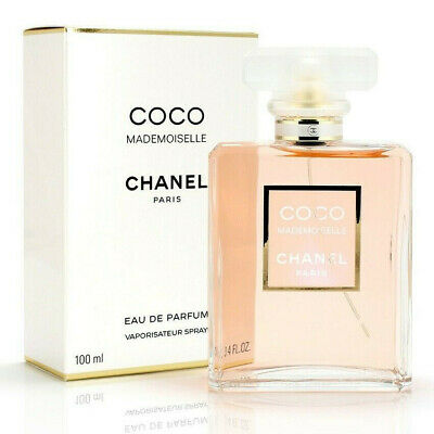 Coco Mademoiselle Chanel 3.4 oz / 100 mL Eau De Parfum Perfume Spray Women New