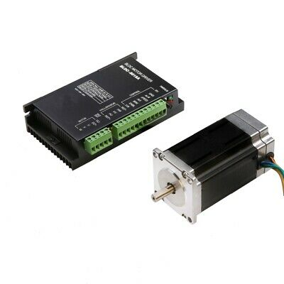 EU FREE!WANTAI 1Axis Brushless Nema23 188w 24V 3000RPM +BLDC-8015A 18-80v
