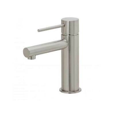 New Phoenix Tapware VIVID VS770BN Brushed Nickle Slimline Basin Mixer Tap