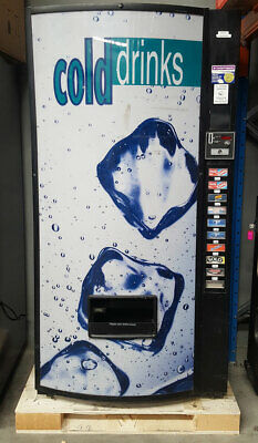 Royal Drinks Vending Machine - Good Working Condition