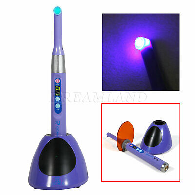 iLED Cordless Dental LED Curing Light Lamp Orthodontic 2300mw/cm2 Resin Cure