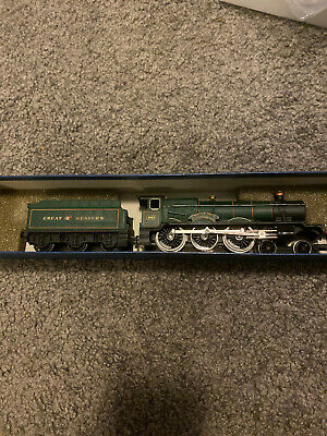 Great Western Railway Locomotive Train 4983