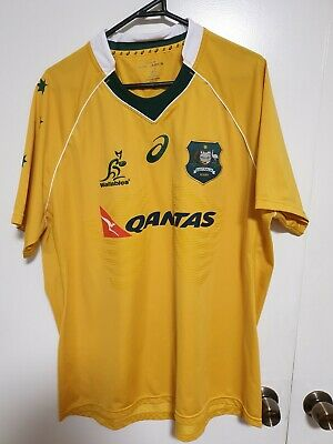 Wallabies Jersey Top