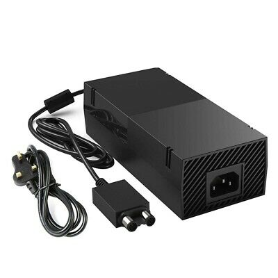 1X(Replacement Power Supply AC 12V Adapter Charger Cable Cord for Xbox One 2E2)