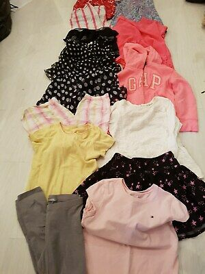 Bundle of Girls Clothes - 6-7 years