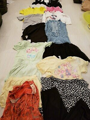 Bundle of Girls Clothes - 5-6 years