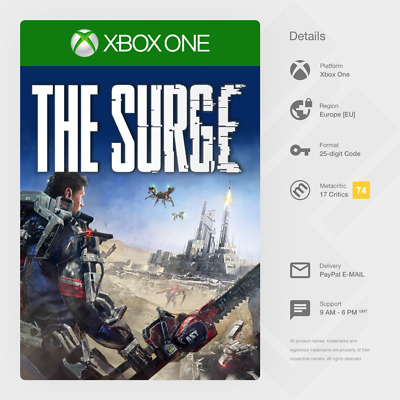 The Surge (Xbox One) - Digital Code [EU]