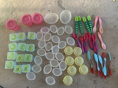 baby weaning pots