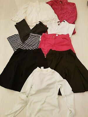 Bundle of Girls Clothes - 10 years