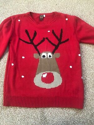 Christmas Jumper Age 13-14