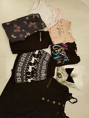 Bundle of Girls Clothes - 8-9 years