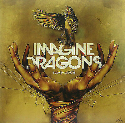 Smoke + Mirrors [Deluxe Edition]  by Imagine Dragons COLOR Vinyl 2 lps like new
