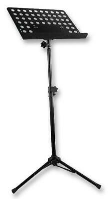 Heavy Duty Orchestral Conductor Sheet Music Stand Holder Tripod *B-Stock*