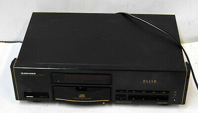 Rare Pioneer PD-52 CD  Player (audiophile)