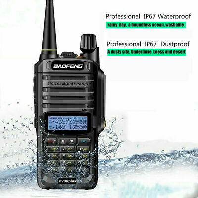 Baofeng UV-9R Plus IP67 Waterproof Walkie Talkie VHF/UHF Ham Two-way Radio#2