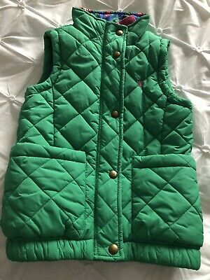 Joules Girls Gillet 5years