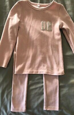 personalised Kids Tracksuit DR Initials Size 140cm