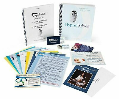 Hypnobabies 7th Edition Home Study! Perfect condition! All Materials included