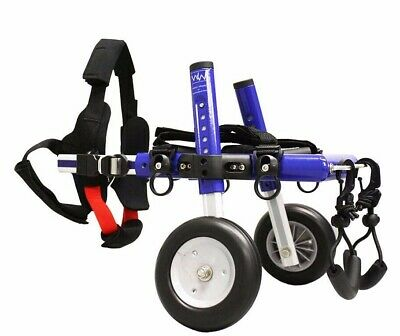WALKING WHEELS dog wheelchair for small dogs