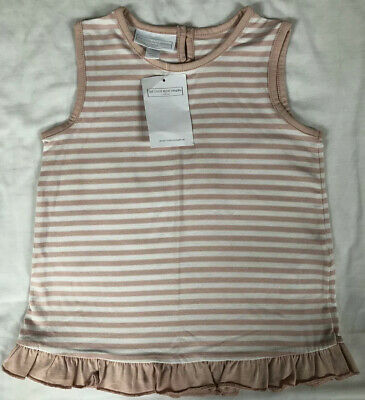 The Little White Company Girls T-shirt Top Age 3-4years Brand New WT