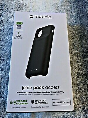 Mophie Juice Pack Access iPhone 11Pro Max